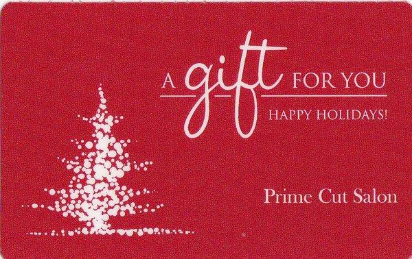 CHRISTMAS GIFT CARD - $50