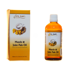 Muscle & Joint Pain Oil
