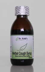 Herbal Cough Syrup 120 ml