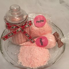 Uplifting Foaming Bath Salts