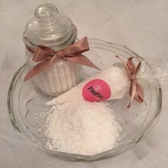 Coconut Foaming Bath Salts