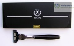 Titan Mach Compatible Shaving Razor Handle WM0023