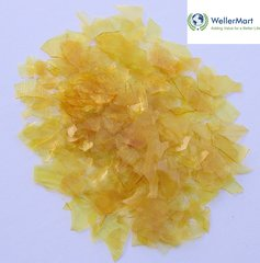 Dewaxed Super Blonde Shellac Flakes - 16 Oz, 8 Oz, 4 Oz, 2 Oz & 20 Lb Whole Sale