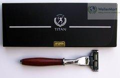 Titan Mach Compatible Shaving Razor Handle WM0024