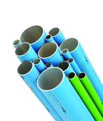 AirNet Aluminium pipe for Air - 25mm - 20ft