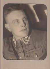 Edmund Heines SA Deputy large signed photo