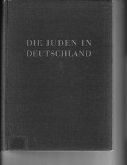 """Anti-jewish book, """"Juden in Deutschland"""""""