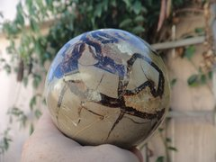 Septarian Nodule Sphere