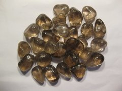 1 lb. Smokey Quartz Tumbled Stones
