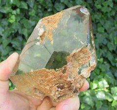 Included Quartz Crystal