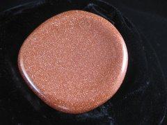 Goldstone Worry Stone
