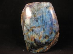 Flashy Labradorite Plaque