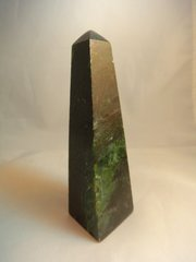 Jade Nephrite Obelisk