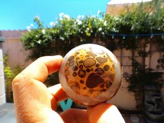 Mixed Mineral Sphere