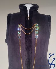 Coat and Sweater Embellishment Fastener