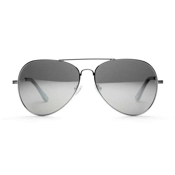 9202a71d47 Aviator Sunglass Chrome Mirrored
