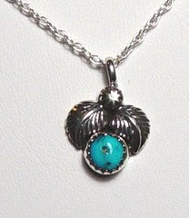 Turquoise Leaf Design Jewelry