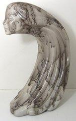 Horse Hair Wind Girl - 12 Inch Tall