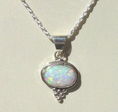 Opal Empress Pendant - 50 % OFF