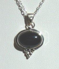 Onyx Jewelry - Empress Pendant
