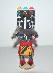 Kachina Doll Hemis - Wooden Skirt