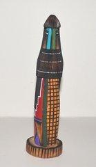 Shalako Kachina Doll - 6 Inch Tall