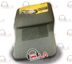 METRO BDK 4 PCS MAT CAR FLOORMATS (Grey)