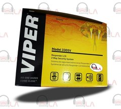 VIPER 3305V 2-Way Responder Car Alarm & Keyless Entry Responder