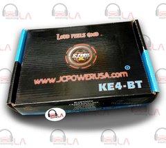 JC POWER KE4-BT Equalizer