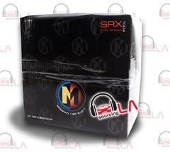 "MEMPHIS SRX10D4 10"" SUB 400W MAX DUAL 4-OHM CAR AUDIO SUBWOOFER BASS SPEAKER"