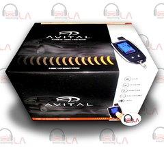 Avital Model 5303 5303L 2 Way LCD Security Alarm Remote Start New Design 2012