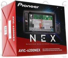 "PIONEER AVIC-6200NEX 6.2"" TV CD DVD USB GPS BLUETOOTH NAVIGATION HDMI CAR STEREO"