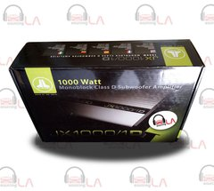 JL AUDIO JX1000/1D AMP 2000W MAX SUB SUBWOOFERS SPEAKERS BASS AMPLIFIER
