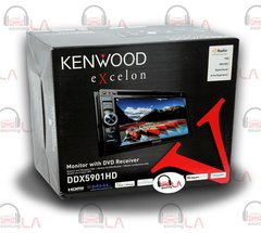 "KENWOOD EXCELON DDX-5901HD 6.1"" CD MP3 DVD USB IPOD IPHONE AUX CAR RECEIVER"