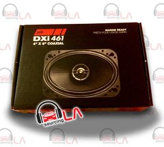 "POLK AUDIO DXI461 4""X6"" 2-WAY CAR SPEAKERS PAIR"