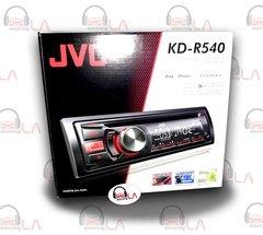 JVC KDR540 AM/FM/CD MP3 USB W/PANDORA SUPPORT IPOD CONTROL AUX INPUT
