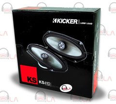 Kicker Car Audio KS410 4 X 10 Inch 35 Watts 2 Way Full Range Speaker