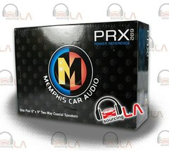 """MEMPHIS AUDIO 15-PRX692 6"""" x 9"""" 2-WAY CAR COAXIAL STEREO SPEAKERS"""