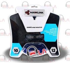 Maxxlink Maxxlink VPAK8V3 8Awg Power Only Amp Kit (No Rca'S)
