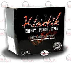 KINETIK HC1800-REV 12V 1800W HIGH CURRENT CAR AUDIO POWER CELL BATTERY 1350 AMPS