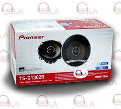 "PIONEER TS-D1302R 5.25"" 180W 2-WAY COAXIAL CAR AUDIO STEREO AMPLIFIER SPEAKERS"