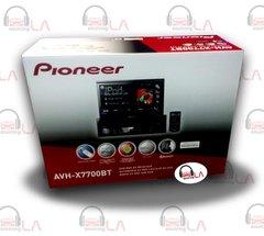 PIONEER AVH-X7700BT BLUETOOTH DVD CD USB IPOD PANDORA CAR AUDIO STEREO RECEIVER