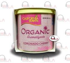 California Scents' Organic - The Power to Freshen Naturally CORONADO CHERRY