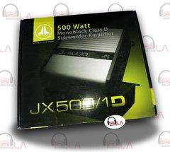 JL AUDIO JX500/1D 500W MONO BLOCK CLASS D SUBWOOFER AMPLIFIER