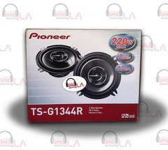 "Pioneer TS-G1344R 2-Way 5.25"" Car Speakers System"