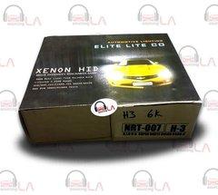 H.I.D. H3 Xenon Bright White 6000K (NRT-007)