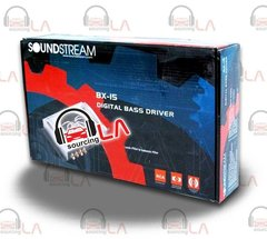 SOUNDSTREAM BX15 EPICENTER SUB AMPLIFIER EARTHQUAKE MAX BASS ENHANCER