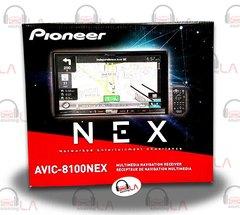 "PIONEER AVIC-8100NEX 7"" TV CD DVD MP3 USB GPS IPHONE NAVIGATION IPOD BLUETOOTH"
