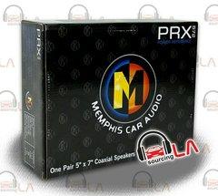 "MEMPHIS 15-PRX572 5"" X 7"" CAR AUDIO 2-WAY PEI DOME TWEETERS COAXIAL SPEAKERS"