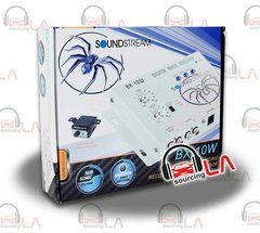 SOUNDSTREAM BX10 W CAR AUDIO DIGITAL BASS EPICENTER STEREO SUBWOOFER AMPLIFIER